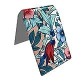 Stray Decor (Old Fabric Floral) Étui à Cartes / Porte-Cartes pour Titres de Transport, Passe d'autobus, Cartes de Crédit, Navigo Pass, Passe Navigo et Moneo