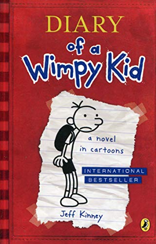Diary Of A Wimpy Kid (Book 1) par Jeff Kinney