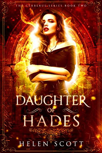 Daughter of Hades: A Reverse Harem Romance (Cerberus Book 2)