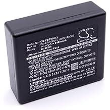 vhbw Li-Ion batería 3400mAh (14.4V) para Impresora copiadora escáner Impresora de