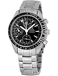 Omega 3220.50.00 - Reloj de pulsera hombre, color plateado