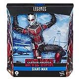 Marvel 1 Hasbro Legends Series 15 cm große Giant-Man Build-A Deluxe Action-Figur, Premium-Design, für Kinder ab 4 Jahren