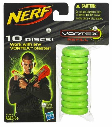 Imagen principal de Nerf - Vortex Discos-10 (Hasbro) 33687148