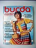 Burda Moden 3/1977 macht Mode zum Mitmachen +Schnitt