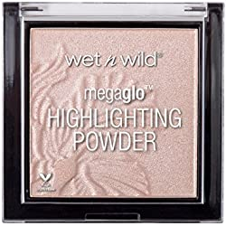Wet n Wild - MegaGlo Highlighting Powder - samtweiches und hochpigmentiertes, Blossom Glow, 1 Stk. 5,4g