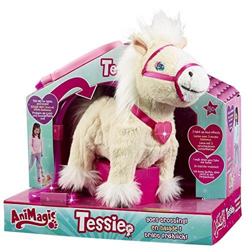 Vivid Animagic 31160.4300 - Elektronische Haustier Pony, Tessie