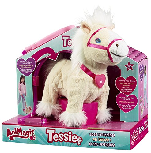 elektrisches pferd Vivid Animagic 31160.4300 - Elektronische Haustier Pony, Tessie