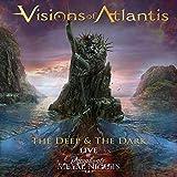 Anklicken zum Vergrößeren: Visions of Atlantis - The Deep & the Dark-Live ? Symphonic Metal (Audio CD)