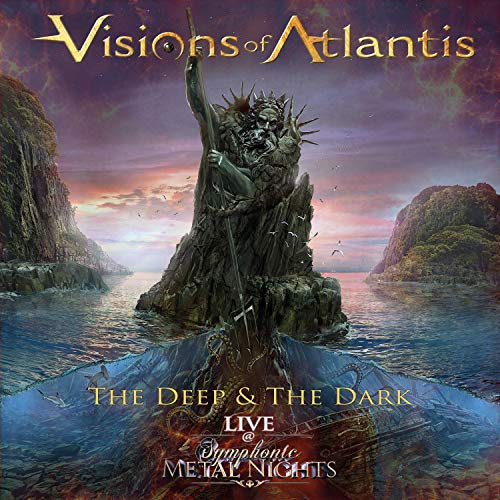 Visions of Atlantis - The Deep & the Dark-Live ? Symphonic Metal (Audio CD)