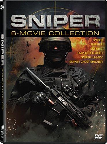SNIPER / SNIPER 2 / SNIPER 3 / SNIPER: RELOADED - SNIPER / SNIPER 2 / SNIPER 3 / SNIPER: RELOADED (3 DVD) (Sniper 3)