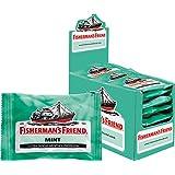 Fisherman's Friend Mint mit Zucker, 1er Pack (24 x 25 g Beutel)
