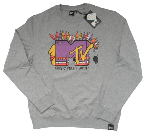 mtv-logo-mens-crew-neck-mtv-feather-logo-grey-melange-m