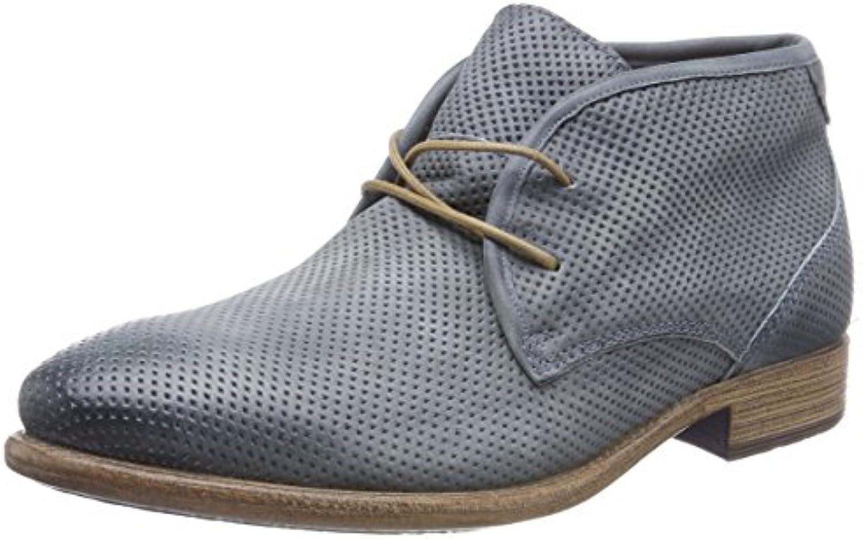 Mjus Herren 317208 0201 6365 Desert BootsMjus Herren 317208 0201 6365 Desert Boots Billig und erschwinglich Im Verkauf