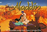Disney's Aladdin: A Postcard Book (Running Press Postcard Books) by Running Press (1993-03-07)