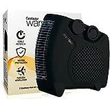 Biwond - Calefactor aire caliente y frio host a11 2000w warmfeel