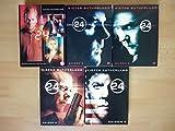 24 Heures Chrono intégrale des saisons 1, 2, 3, 5 et 6 en DVD