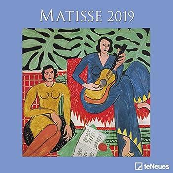 Matisse 2019 Broschürenkalender [Lingua Olandese]