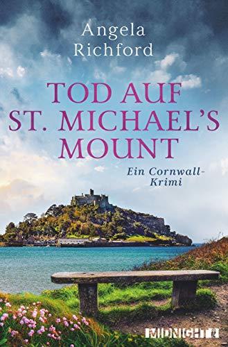 Buchseite und Rezensionen zu 'Tod auf St Michael's Mount: Ein Cornwall-Krimi' von Angela Richford