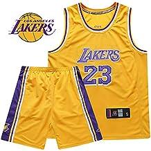 quite nice d1a71 def8f Camiseta De La NBA L.A Lakers Kobe Bryant Jersey Hombres Jóvenes Chaleco  Moda Baloncesto Deportes Sudaderas
