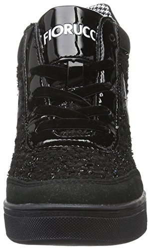 Fiorucci Damen Fdaf029 High-Top Schwarz (Nero)