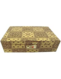Theshopy Designer Bangles an Jewellery Box with Lock Size:- (Inche)15x10x4#1200