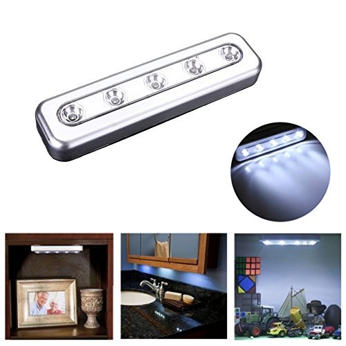 STICK ON LED LIGHTS-motorhome holidays accessories parts led CARAVAN camping-new