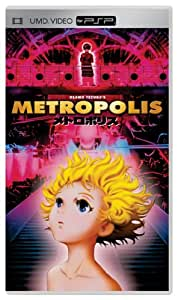 Metropolis [UMD Mini for PSP] [2002] [US Import]