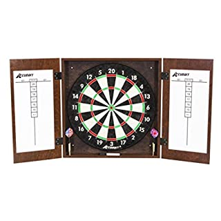 Accudart Manchester Dartboard Cabinet Set by Accudart