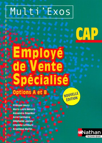 EMPLOYE VENTE SPEC A/B CAP EL
