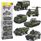 Dreamon Vehículo Militar Mini Modelo Construcción Vehículo de...