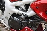 Satz GSG Moto Sturzpads Suzuki SV 650 S WVAV 99-02 mit Verkleidung