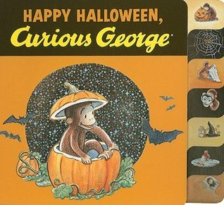 [(Curious George Happy Halloween )] [Author: H. A. Rey] [Sep-2008] (George Halloween, Curious Happy)