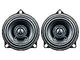 PG Audio BM-4, 10 cm Koaxial BMW Lautsprecher für 1er (E81, E82, E87, E88), 3er (E90, E91, E92) 5er (E60, E61), X1 (E84)1 Paar, NEU-WARE