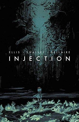 Injection Volume 1 por Warren Ellis
