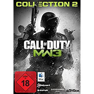 Call of Duty – Modern Warfare 3 DLC Collection 2 [Mac Steam Code]