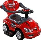 Baby Spielzeugauto ARTI 381 Mega Car Deluxe Red Rot Lauflernhilfe Lauflernwagen Kinderfahrzeuge -