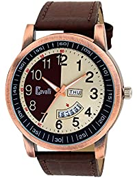 Cavalli Analogue Gold Dial Men's & Boy's Watch - Cs2696