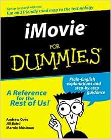 iMovie 2 For Dummies: Amazon co uk: Todd Stauffer