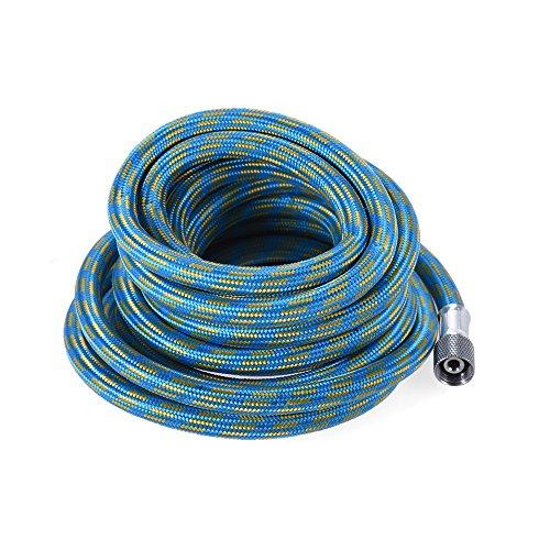 aibecy 3m/10ft Premium Nylon geflochten Airbrush Schlauch mit Standard 1/20,3cm Größe Armaturen an beiden Enden -