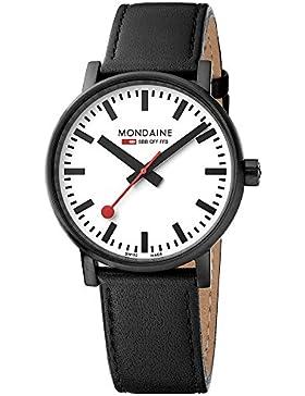 Mondaine Unisex-Armbanduhr MSE.40111.LB