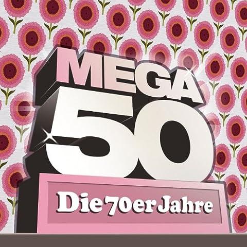 Mega 50 - Die 70er