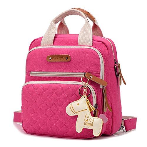 zaino/Borse/borsetta/Piccolo pacchetto di piazza/borsa di tela/zaino/borsa a tracolla/Messenger Bag-C C