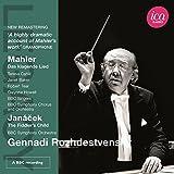 Guennadi Rojdestvenski Dirige Janacek Et Mahler