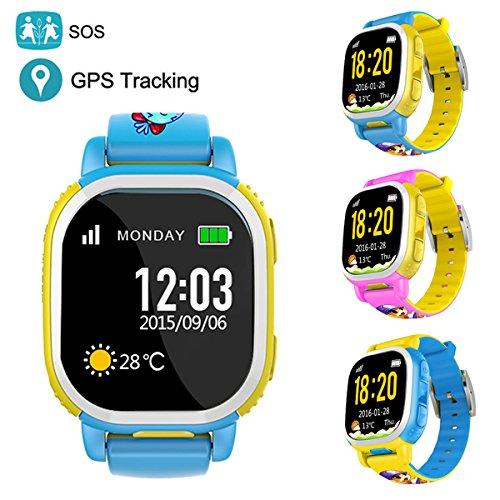 tencent-qq-eu-122-inch-mtk6260d-waterproof-gps-wifi-locating-gsm-kids-smart-watch