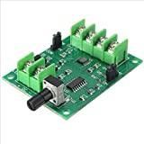 MagiDeal Dc 5-12v Brushless Motor Controller Auto-Treiberplatine für MAX 1.8A Hard Drive Motor