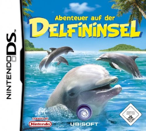 Abenteuer auf der Delfininsel (Ds Lite Tier Spiele)