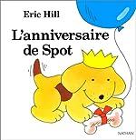 L'anniversaire de Spot de HILL E