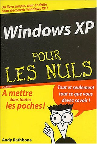 Windows XP, 2e édition par Andy Rathbone