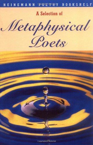 Heinemann Poetry Bookshelf: Metaphysical Poets