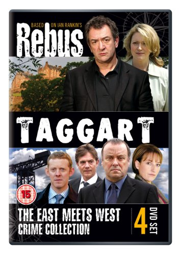 Rebus - The East Meets West Crime Collection